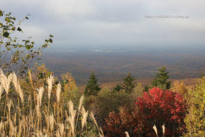 秋の然別で・・【 湖畔の朝とナキウサギ 】 - あ~した天気になぁ~れ♪
