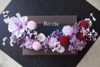 2018.10.18 成人式にお着物の髪飾り/プリザーブドフラワー/和装 - Ro:zic die  floristin