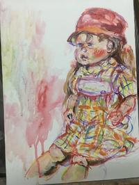 油絵教室 - 旅と数学  それとdiy