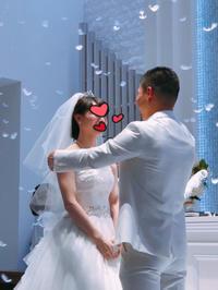 甥っ子の結婚式♡ - casa del sole