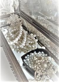 淡水パール - Bijoux  du  Bonheur ~ビジュー ドゥ ボヌール~