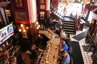 Irish Times Pub - ビクトリア日記