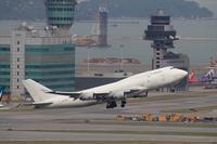 香港国際空港観景山から撮ったR/W07R離陸機⑦ - 飛行機&鉄道写真館