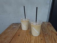 SATURDAYS NYC Cofee&Espressoさんでアイスラテ - *のんびりLife*