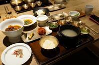 2018.4 春ソウルvol.17 ~漢南洞の韓食レストランへ再び「O'NEUL」 - 晴れた朝には 改