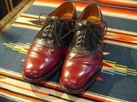 "~1990's "" Church's "" Saddle Shoes 3都市モデル!! - BAYSON BLOG"