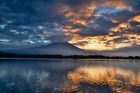 田貫湖 - 富士山に夢中