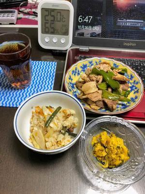 10/16本日の晩酌の肴はおでんとミンチ肉の甘辛炒め - やさぐれ日記