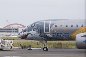 EMBRAER E190-E2 - vapor!vapor!