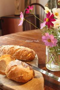 10月のレギュラーレッスン NO.2^^ - 小さなパンのアトリエ *Atelier Yuki*  (七ヶ浜パン教室)