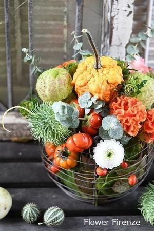*ハロウィンアレンジ* - Flower Firenze