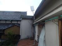 台風24号被害雨樋の修理 - 快適!! 奥沢リフォームなび