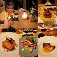 お誕生日ディナー * Restaurant efu a / エフア で味わう秋♪ - ぴきょログ~軽井沢でぐーたら生活~