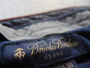 Brooks Brothers CLASSIC CORDUROY PANTS - forty fiveオーナーの日記