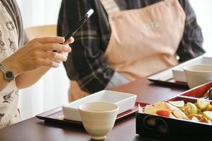 10月料理教室レポート6/深刻なマムシの話 - sweet+