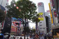 10月17日㈬の109前交差点 - でじたる渋谷NEWS