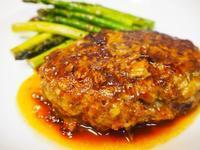 牛肉ハンバーグと茶わん蒸し - sobu 2