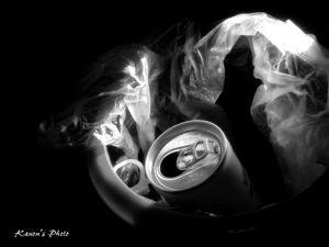 空き缶 -