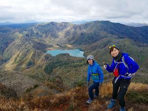 恵庭岳西峰、2018.10.17ー速報版ー - デジカメ持って野に山に