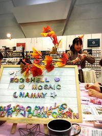 作家には作品を売るか技法を教えるかの二択しか収益化の道はないのか。いや、第三の道があると思う。 - 東京・卵の殻の虹色モザイク・EGG SHELL MOSAIC®/エッグシェルモザイク®