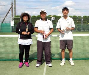 山武郡市シニアテニスクラブの親睦大会 -