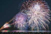 今週の土曜日は江ノ島花火大会です - エーデルワイスPhoto