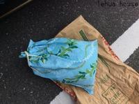 手作り  10キロの  ハワイアン 米袋  2018.9 - Hawaiian LomiLomi ハワイのおうち 華(レフア)邸