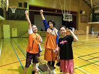 第755Q:18/10/16 - ABBANDONO2009(杉並区高円寺で平日夜活動中の男女混合エンジョイバスケットボールチーム)