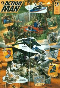 資料/1997年のアクション・マン・トイ - The Pit
