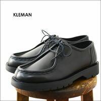KLEMAN [クレマン] PADRE (CUIR+TOILE)「チロリアンシューズ」 MEN'S - refalt blog