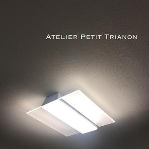 リビング照明と炊飯器 - Atelier Petit Trianon   *** cartonnage & interior ***