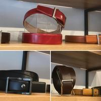 特許製法のフリコバックルオーダーベルト - Shoe Care & Shoe Order 「FANS.浅草本店」M.Mowbray Shop