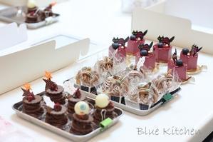 今月のぷち子たち勢揃い?とつくれぽが届きました~♪ - お菓子教室*Blue Kitchen*便り ~ a pleasant blue kitchen ~