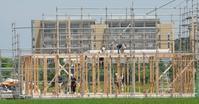 ゼロ・エネルギー住宅「FPの家」建て方工事③ - エコで快適な『FPの家』いかがですか!