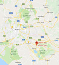 ローマ近郊☆Grottaferrata(レストラン) - アウトローにローマ