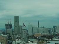 横浜港町 - 風の香に誘われて 風景のふぉと缶