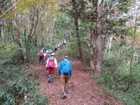 10月登山・比婆山~烏帽子山 - 猪こっと猛進