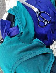 Tシャツの捌き方、8枚おろし - うまこの天袋