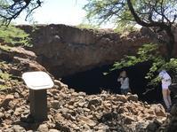 ハワイ島へ⑥~パワースポットオーラの洞窟とフィッシュポンド~ - ほっこりしましょ。。