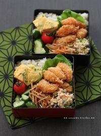 えびフライ ✿ 沖縄そば(๑¯﹃¯๑)♪ - **  mana's Kitchen **