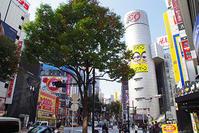 10月18日㈭の109前交差点 - でじたる渋谷NEWS