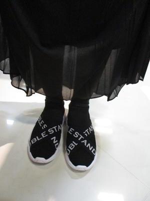 ダブル スタンダード クロージング / DOUBLE STANDARD CLOTHING  スニーカー - 浜松のセレクトショップ サムディ & ディマンシュ