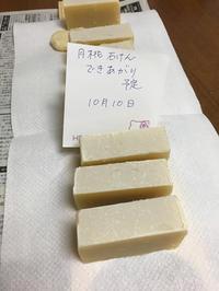 手作り月桃石鹸 - tecoloてころのブログ