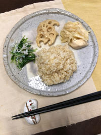 れんこんきんぴら - 庶民のショボい食卓