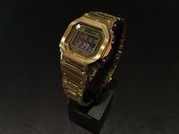 G-SHOCK フルメタル ゴールド - 熊本 時計の大橋 オフィシャルブログ