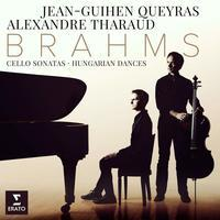Brahms: Vc-Sonatas & Hungarian Dances@A.Tharaud, J.G.Queyras - MusicArena