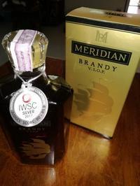 タイのブランディー「メリディアン」はすっきりうまい - チェンマイUpdate