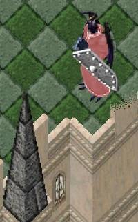 エルザ城の欠陥 - UO飛鳥のブリ銀でまったり