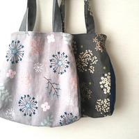 花柄バッグ - カタバミ