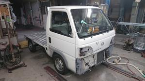 全塗装(^O^) - Rino Motor ver.4   リノモーター
